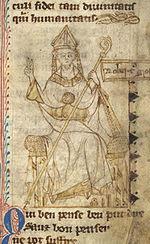 Grosseteste_bishop