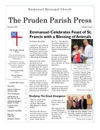 Newsletter - nov 09 - FINAL - Web p 1