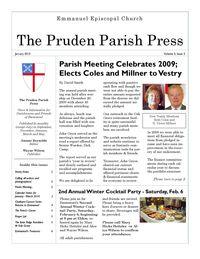 Newsletter - jan 10 - Web - p1