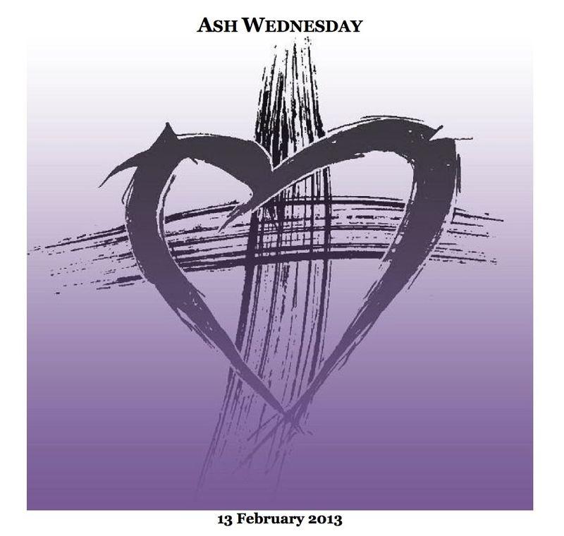 021310 Ash Wednesday