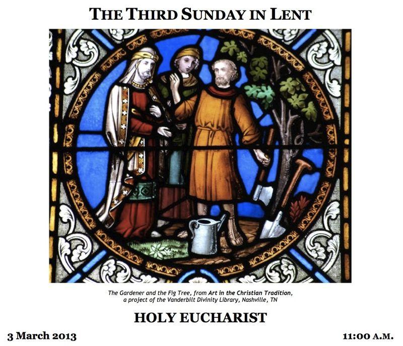 03032013 Lent 3C