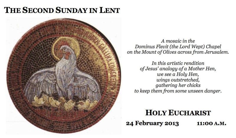 02242013 Lent 2C