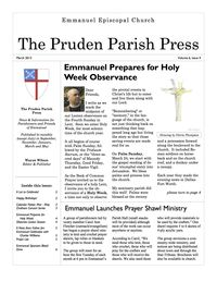 Newsletter - mar 13 - FINAL - Front Page
