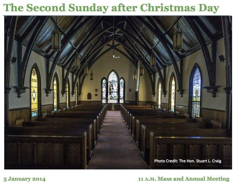 01052014 Christmas 2 and Annual Meeting web
