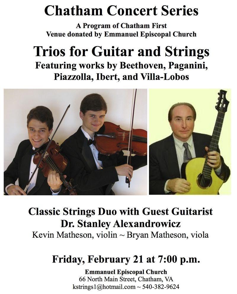 February Guitar concert 022114