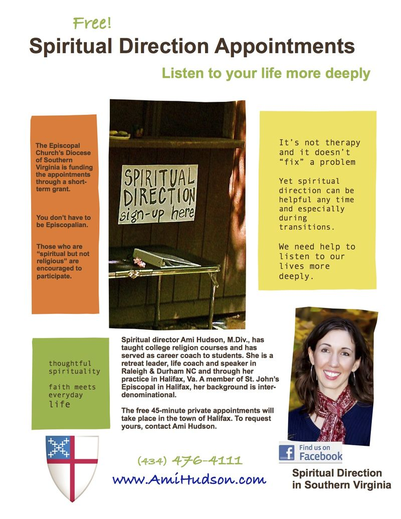 Spiritual direction grant flyer-1