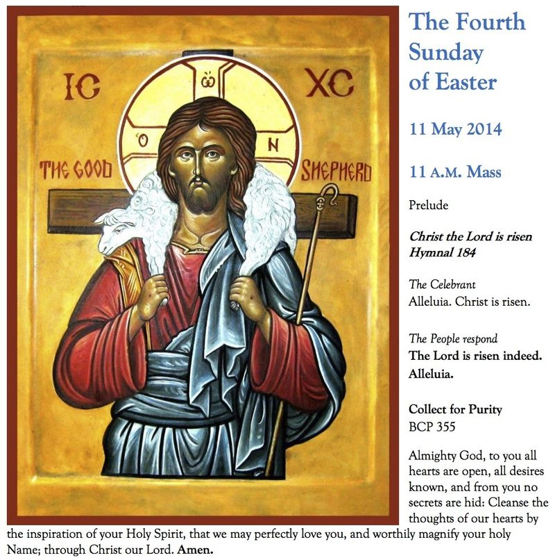 05112014 Easter 4A