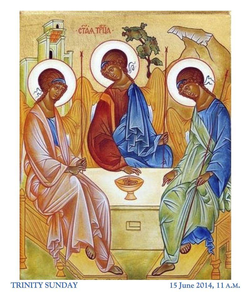 06152014 Trinity Sunday