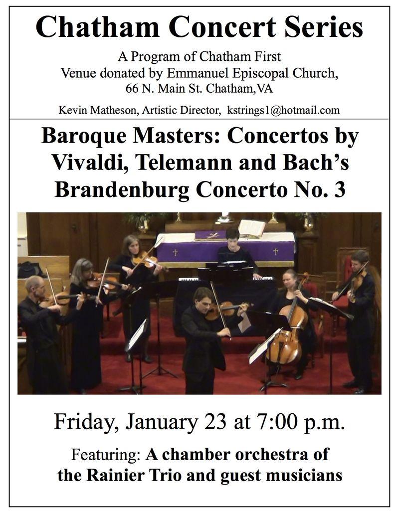 Vivaldi Concert poster-Chatham