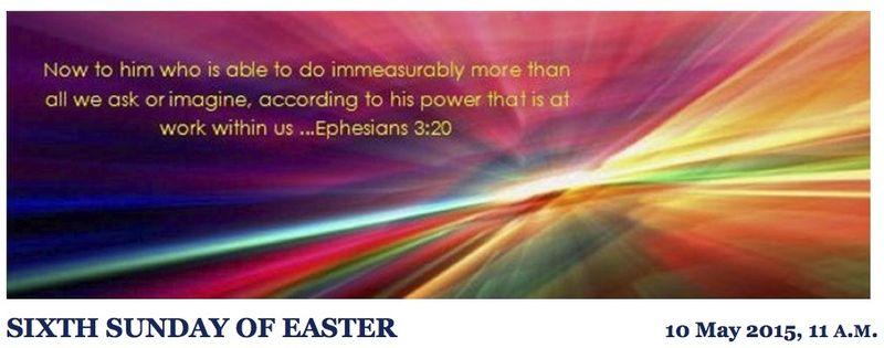 05102015 Easter 6b