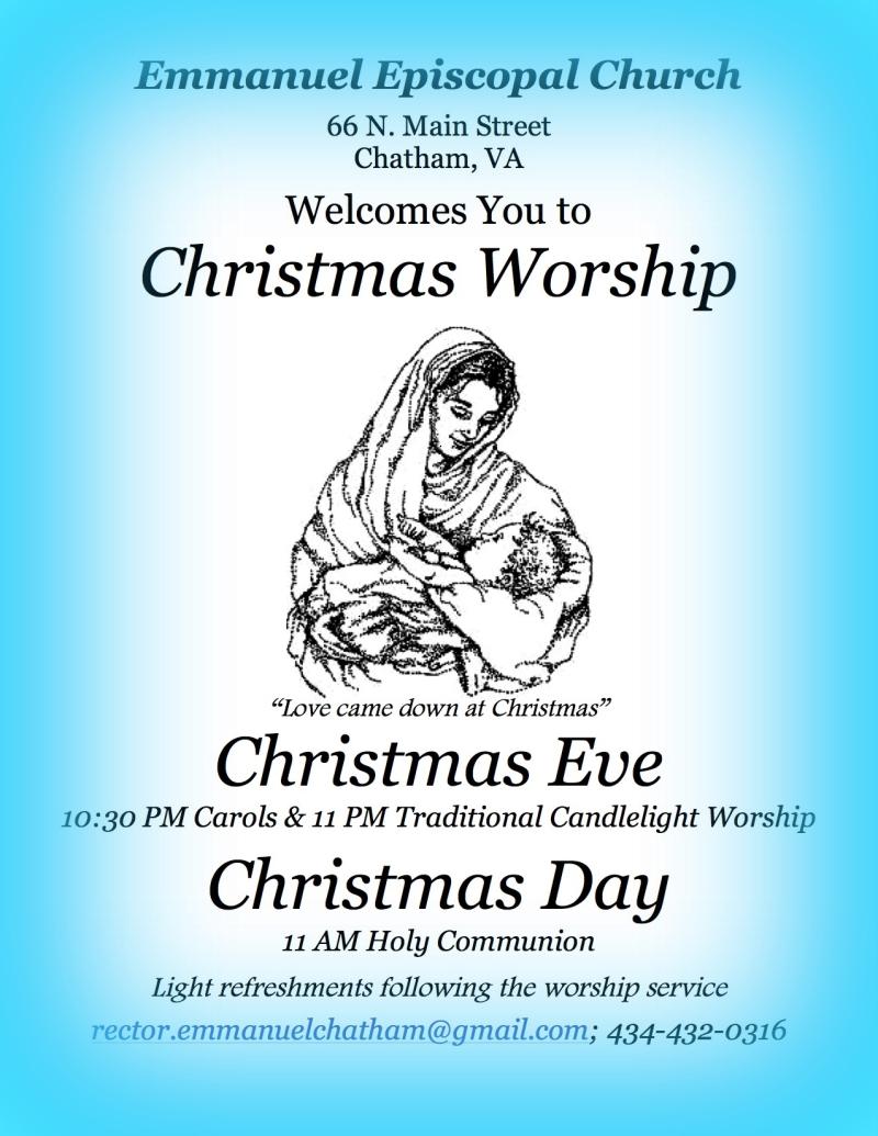 Christmas Poster 2016