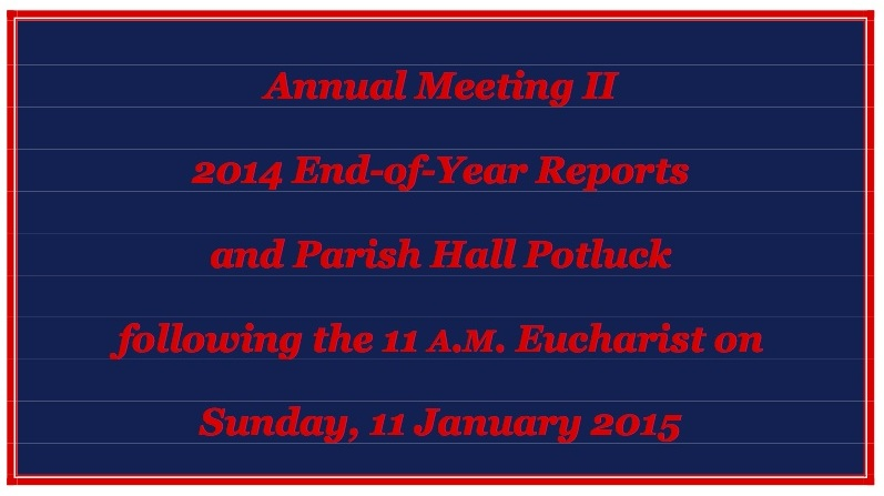 Annual Meeting 2015
