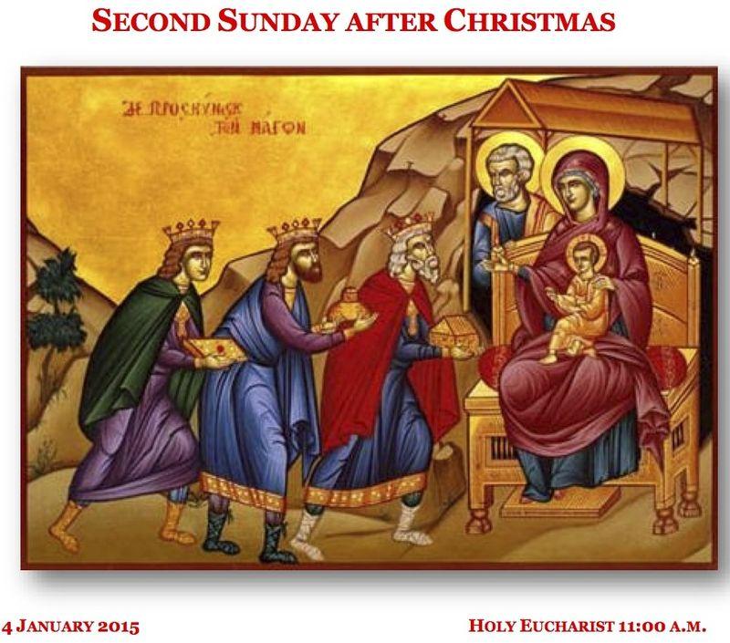 01042015 Christmas 2 Epiphany b