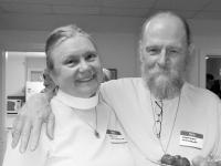 Regina Christianson & husband Stephen