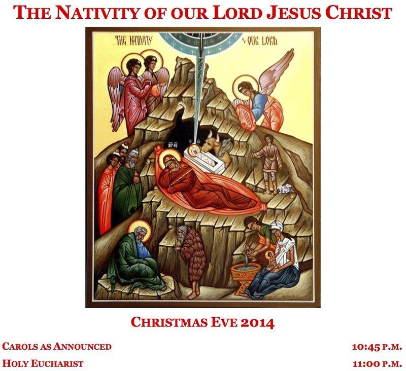 122314 Christmas Eve