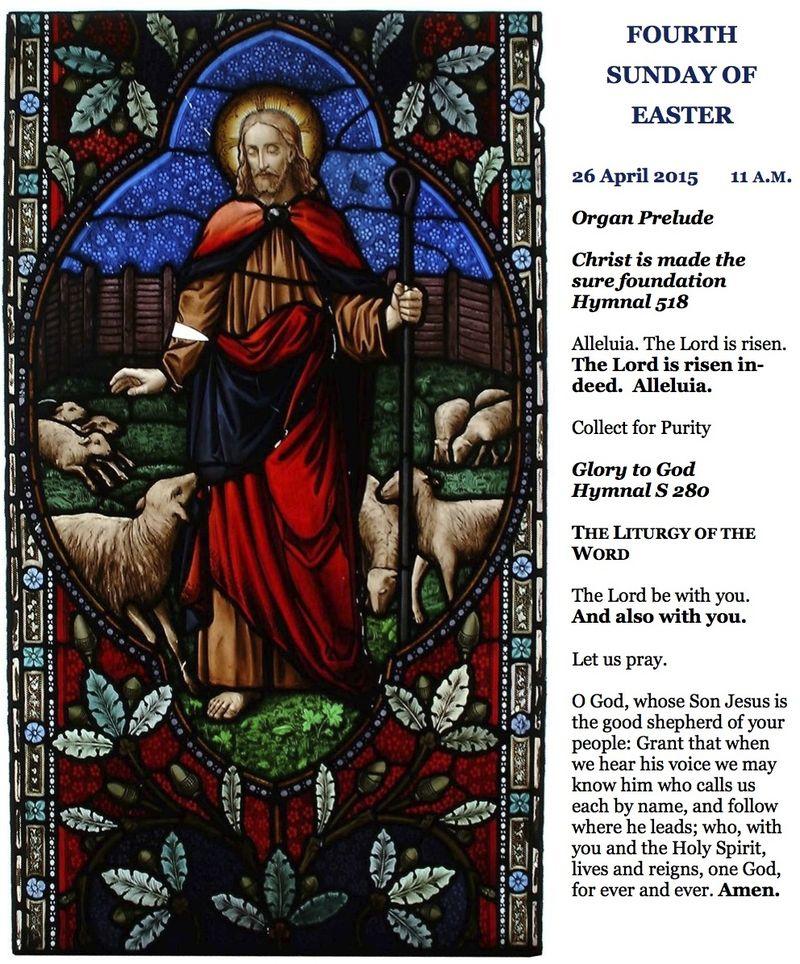 04262015 Easter 4b
