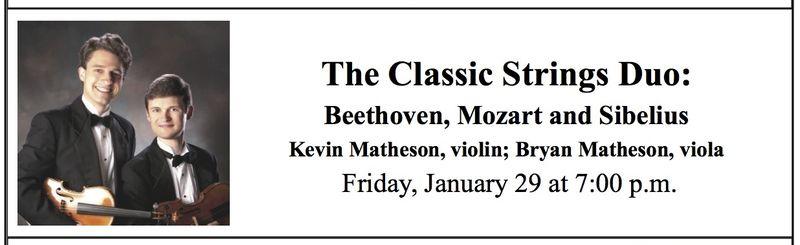 Chatham Concert Series 15-16 season poster - 012916