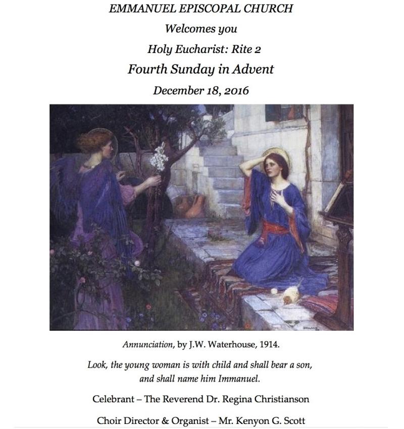 121816 Advent 4
